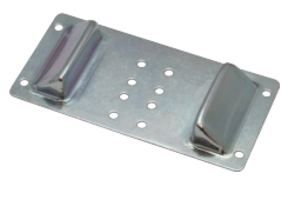 New Twist Latch Protector Plates Designed with Mounting Hole Pattern