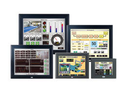 New High-Performance HMI Touchscreen from IDEC Provide Space Saving All-in-One Automation Solution
