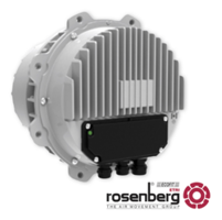 New Generation 3 EC Motors from Rosenberg Meets CE, UL and RoHS Standards