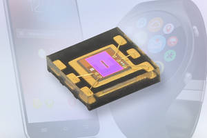 New Vishay Ambient Light Sensor VEML6035 Features Patented Wafer-Level Optical Filter Technology