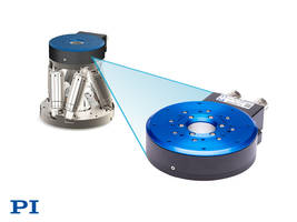 New V-610 Rotary Positioner is Used for Fast and Precise Rotation of Samples and Optics