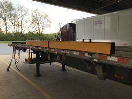 New TrailerKerb Offers Resistance When Forklift Trucks Get Close to Flatbed Trailers