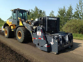 New Wheel Loader Attachment Offered in Cutting Widths from 24-inches up to 96-inches
