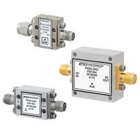 New High Power Coaxial Limiters from Pasternack are Designed to Meet MIL-STD-202