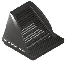 NDS Introduces Downsprout Defender 12x12 inches Catch Basins with Self Cleaning Grate