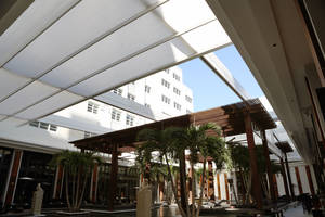 SEFAR® TENARA Fabric Transforms Upscale Miami Hotspots: The Setai Hotel and Chotto Matte