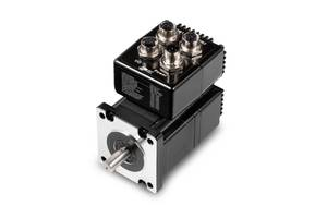 New NEMA 24 Frame Integrated Motors from Applied Motion Products are IP65 Rated