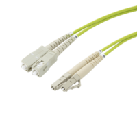 L-com Introduces New OM5 Fiber Cable Assemblies with OFNR and LSZH Jacket Options