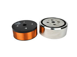 New Voice Coil Actuator Features a Thru Hole in Magnet and Coil Assemblies