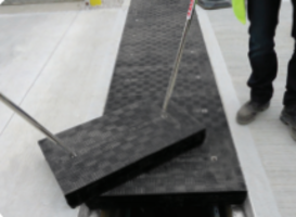 New FRP Composite Covers Available in Load Ratings up to F900/90 Tons