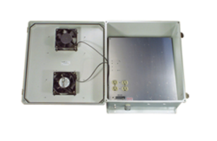 New NEMA-Rated Weatherproof Enclosures Feature Pad Lock Capabilities for Security
