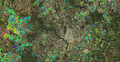 Maxar Selected to Provide its NaturalVue® 2.0 Image Mosaic and Urban Change Indicator Products to Esri
