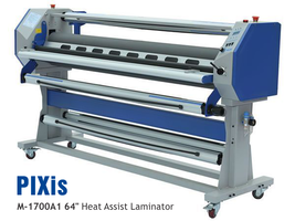 New PIXis M-1700A1 Features Lamination Width up to 64""