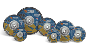 New PipeLiner Grinding and Mech Notching Wheels Developed for Pipeline Applications