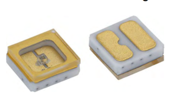 New UVC Emitting Diodes from Vishay are Compatible with Reflow Soldering Processes