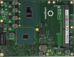 Congatec Announced COM Express Type 6 Modules Featuring Intel Embedded Processor Technology