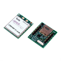 Janus Launches LTE910XF v2.00 Embedded Cellular Modem That Can Simply Mount in DIP Socket or Header