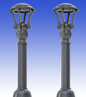 Sun Valley Lighting Launches Mozart LED Lighting Bollards in Smooth and Fluted Styles