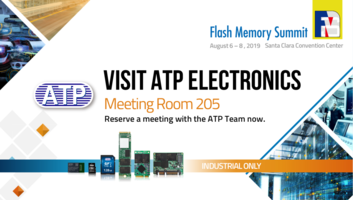 ATP Introduces 3D TLC-based Flash Solutions at FMS 2019