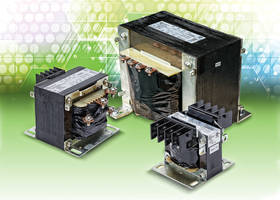 New HPS Spartan Open Core Control Transformers Available in Ratings from 50VA up to 5000VA