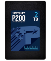 New P200 Series Solid State Drive is Equipped with Built in Temperature Sensor