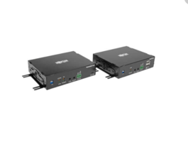 New Fiber Extender Kits from Tripp Lite Comes with Built-in 10G Transceivers for Duplex LC Cable