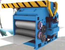 REDEX Tension Multi Roll Leveler is Used on Tinning Line for the First Time in China
