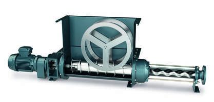 New NEMO BF Progressing Cavity Pump Achieves Pumping Capacities up to 52,830 gph