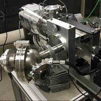 Soft X-Ray Light Source Comes with Six Position Anode Carousel