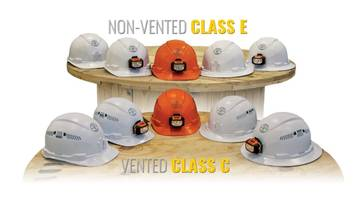 New Hard Hats from Klein Tools Comes with Breathable, Padded Sweat-Wicking Band and Top Pad Comfort