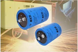 New Screw Terminal Aluminum Capacitors Comes with Useful Life 5000 hours at +85 Degrees C