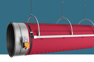 New VarioDuct from FabricAir is Designed for 1,000 to 1,600-fpm