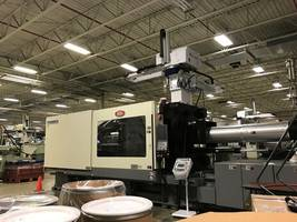 New 720-ton Injection Molding Machine Offers Fractional Range of 107 ounces