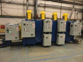 Wisconsin Oven Ships One Electrically Heated Four Zone Conveyor Oven to Oil & Gas Industry
