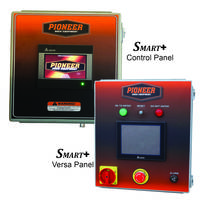New SMART+ Feature Interactive HMI Touch Screen Control Panel