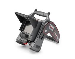 New Compact Camera Reels from RIDGID Feature 25 mm Self-Leveling Camera Head