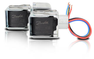 New Solenoid Valve Coils are Extensive Single Voltage Coils