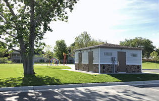 Loy Blake Park, Utah Receives an Essential Easi-Set Restroom