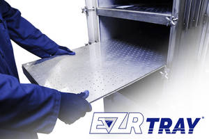 New Patented EZR Tray Air Stripper from QED is Capable of Removing Trihalomethanes