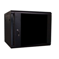 New Wall-Mount Cabinets and Racks from L-com Feature Cold Rolled Steel Construction