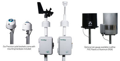 New PVMet 500 Weather Station Designed for Monitoring PV Efficiency