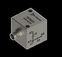 New Robust Analog 6DOF Vibration Accelerometer, Series 7576A