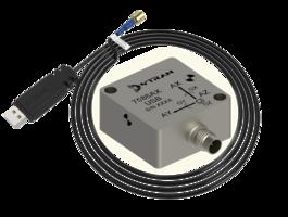 New 6DoF Plug & Play USB Vibration Measurements System - Model 5384