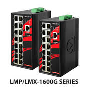 New LMP-1600G and LMX-1600G Series Supports High Density Ethernet Port Connectivity