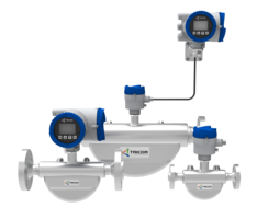 New PRO Plus Coriolis Mass Flow Meters Include Digital Signal Processing Technology