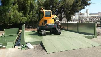 New Portable Wash Racks from Hydropad are Ideal for Rental Companies