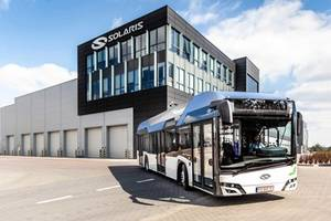 Ballard Announces Order From Solaris for 12 Fuel Cell Modules to Power Bolzano Buses