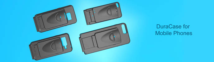 DuraCase Protective Case from Socket Mobile Ideal for Mobile Workers, Commercial Services and Transportation Markets