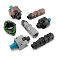 New DEUTSCH DTSK Single-Pole Connectors are Ideal for Rugged and Sealed Applications