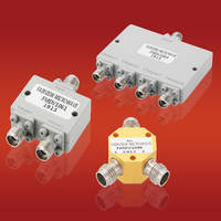 New High Frequency Power Dividers Provide Low Insertion and Return Loss